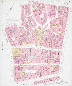 Insurance Plan of Bristol: sheet 7