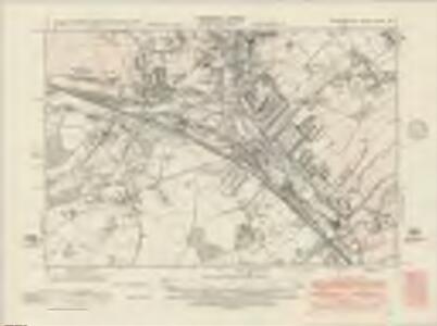 Hertfordshire XXXIII.SE - OS Six-Inch Map