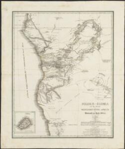 Nieder-Guinea und das Innere des Westlichen Mittel-Africa's oder Westrand von Hoch-Africa