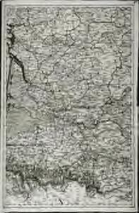 Karte von Frankreich in XVI Blättern, No. 10 und [No. 14]