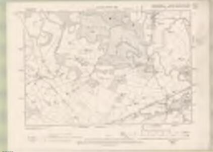 Stirlingshire Sheet XIX.NE & XX.NW - OS 6 Inch map