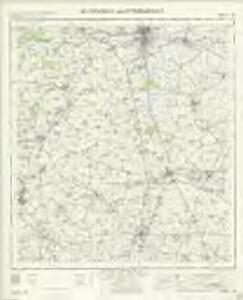 Huntingdon and Peterborough - OS One-Inch Map