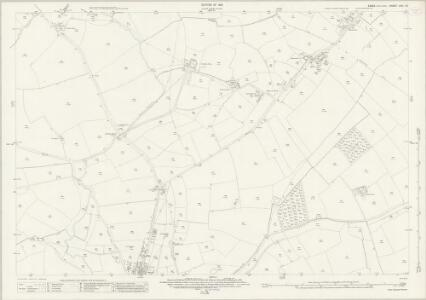 Essex (New Series 1913-) n XIV.15 (includes: Little Sampford; Thaxted) - 25 Inch Map