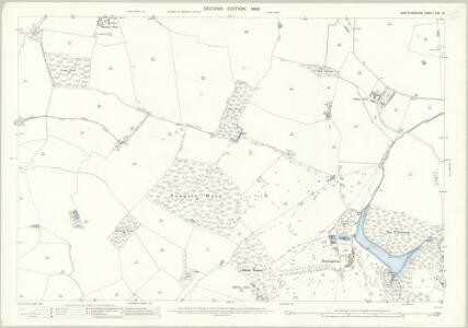 Hertfordshire XXX.10 (includes: Hunsdon; Stanstead Abbots; Ware Rural) - 25 Inch Map
