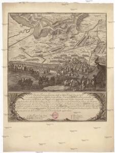 Die Accurateste Fürstellung, der Belägerungs Arbeit vor Landau wie solche im Sept. 1704 zu infestirn angefangen und den 25. Nov. zu unsterblicher Glorie ihrer May. des Röm. Königs erobert worden