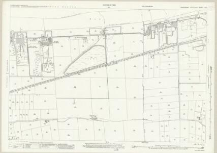 Lincolnshire VII.6 (includes: Barrow upon Humber; Barton upon Humber) - 25 Inch Map