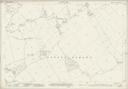 Essex (New Series 1913-) n XXX.12 (includes: Great Oakley; Little Oakley; Ramsey) - 25 Inch Map