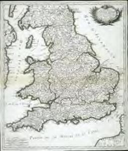Le royaume d'Angleterre