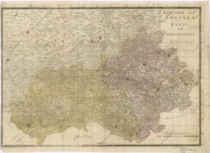 Elbogner dan Saatzer Kreis und Egerische = Gebiet