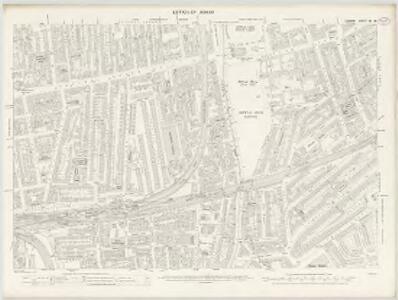 London VII.48 - OS London Town Plan