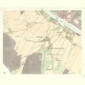 Moldautein - c8143-1-009 - Kaiserpflichtexemplar der Landkarten des stabilen Katasters