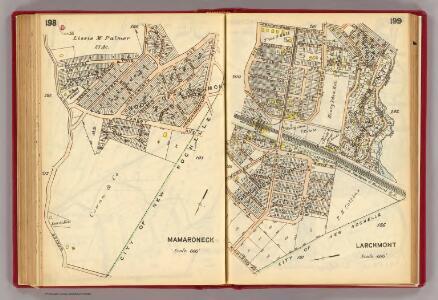 198-199 Mamaroneck, Larchmont.