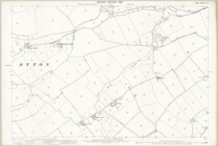 Essex (1st Ed/Rev 1862-96) VI.13 (includes: Belchamp Otten; Belchamp Walter) - 25 Inch Map
