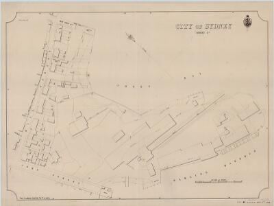 City of Sydney, Sheet Z2, 1888