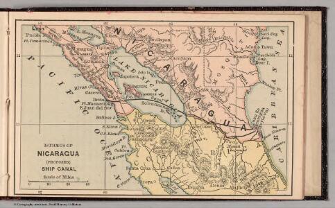 Isthmus of Nicaragua