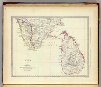 India I and Ceylon.