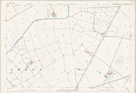 Yorkshire CCVIII.4 (includes: Everingham; Holme Upon Spalding Moor; Market Weighton; Shipton Thorpe) - 25 Inch Map