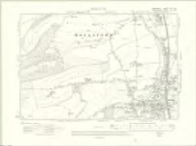 Berkshire XXII.SW - OS Six-Inch Map