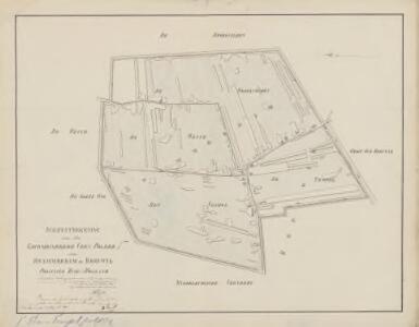 Gecombineerde Veen- of Tempelpolder, gemeente Zwammerdam en Reeuwijk.