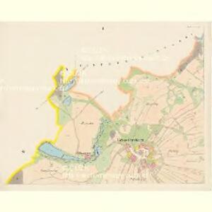 Grossbernharz - c0092-1-001 - Kaiserpflichtexemplar der Landkarten des stabilen Katasters