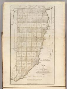 Plat of The Seven Ranges of Townships.