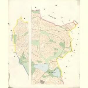 Wellenow - c8360-1-006 - Kaiserpflichtexemplar der Landkarten des stabilen Katasters