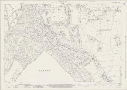 Kent XXVIII.9 (includes: Orpington; Tatsfield) - 25 Inch Map