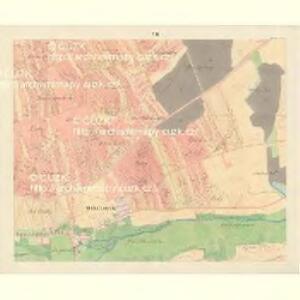 Bisenz (Bzenec) - m0321-1-006 - Kaiserpflichtexemplar der Landkarten des stabilen Katasters