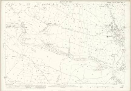 Yorkshire CXXXIV.10 (includes: Burnsall; Grassington; Hebden; Linton; Thorpe) - 25 Inch Map