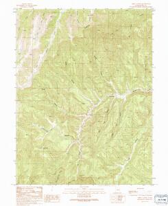 Tepee Canyon