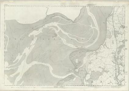 Lancashire XV - OS Six-Inch Map