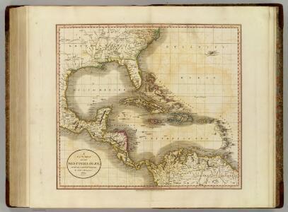 West India Isles.