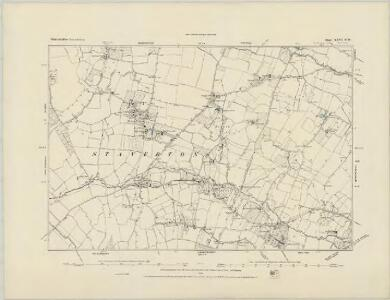 Gloucestershire XXV.SE - OS Six-Inch Map