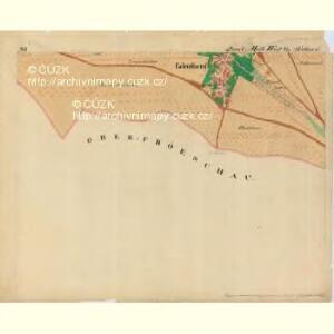 Edenthurn - m3465-1-013 - Kaiserpflichtexemplar der Landkarten des stabilen Katasters