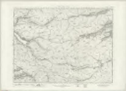 Cluanie - OS One-Inch map