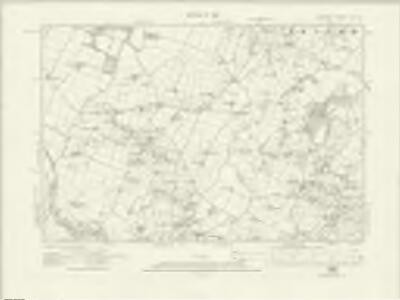 Anglesey XIII.SE - OS Six-Inch Map