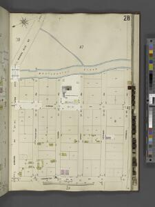 Bronx, V. A, Plate No. 28 [Map bounded by Westchester Creek, Turnbull Ave., Havemeyer Ave., Ludlow Ave.]