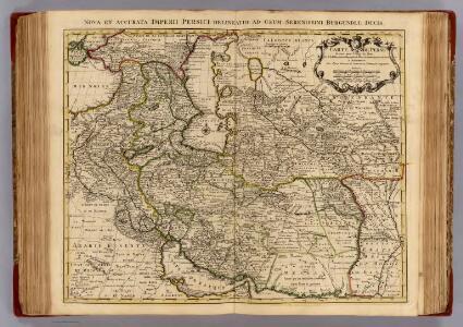 Carte de Perse.