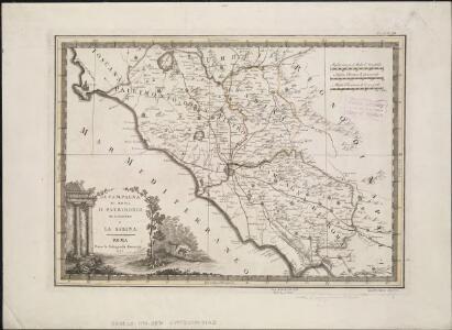 La Campagna di Roma il Patrimonio di S. Pietro e la Sabina