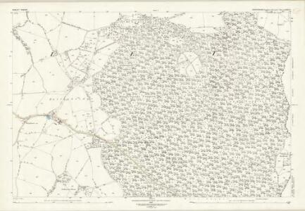 Shropshire LXXIV.9 (includes: Kinlet; Upper Arley) - 25 Inch Map