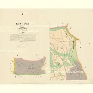 Kirchberg - c3381-4-001 - Kaiserpflichtexemplar der Landkarten des stabilen Katasters
