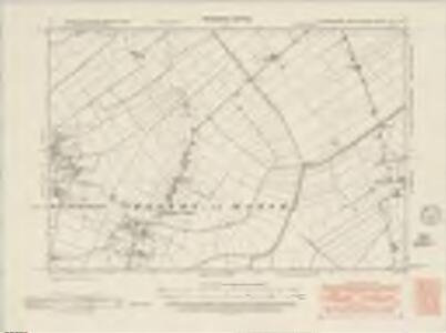 Lincolnshire LVII.SE - OS Six-Inch Map