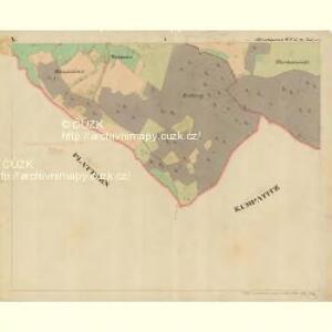 Albrechtsried - c0012-1-005 - Kaiserpflichtexemplar der Landkarten des stabilen Katasters