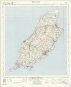 Isle of Man - OS One-Inch Map