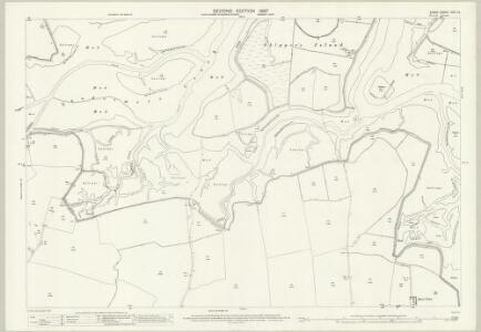 Essex (1st Ed/Rev 1862-96) XXX.13 (includes: Beaumont cum Moze; Thorpe Le Soken) - 25 Inch Map