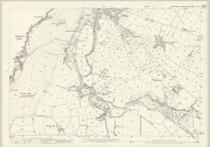 Isle of Man IX.6 - 25 Inch Map