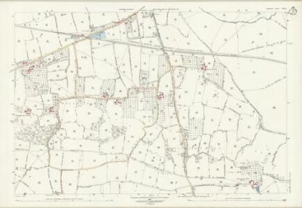 Somerset LIII.6 (includes: East Pennard; Pilton; West Pennard) - 25 Inch Map