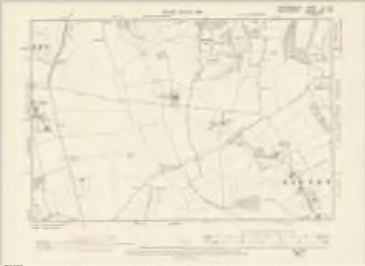 Hertfordshire XI.NW - OS Six-Inch Map