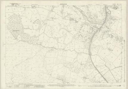 Glamorgan XXIII.6 (includes: Bishopston; Gowerton; Ilston; Llanrhidian Higher; Swansea) - 25 Inch Map