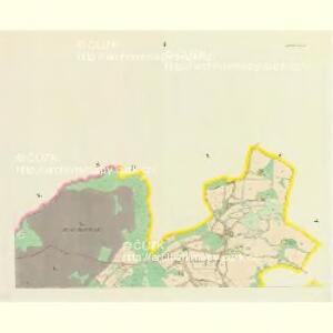 Brand - c4673-1-001 - Kaiserpflichtexemplar der Landkarten des stabilen Katasters